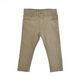 Pantalones y Vaqueros Pantalón de sarga patrón pitillo de la colección esencial para chico