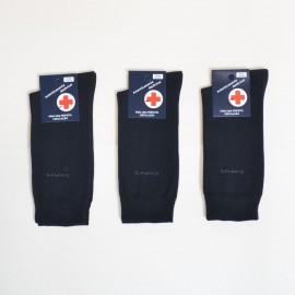 Ropa interior Pack de 3 calcetines hombre confort