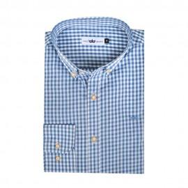 Camisas Camisa cuadros para hombre
