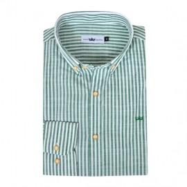 Camisas Camisa hombre mil rayas