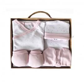 Set regalo cinco piezas para bebé