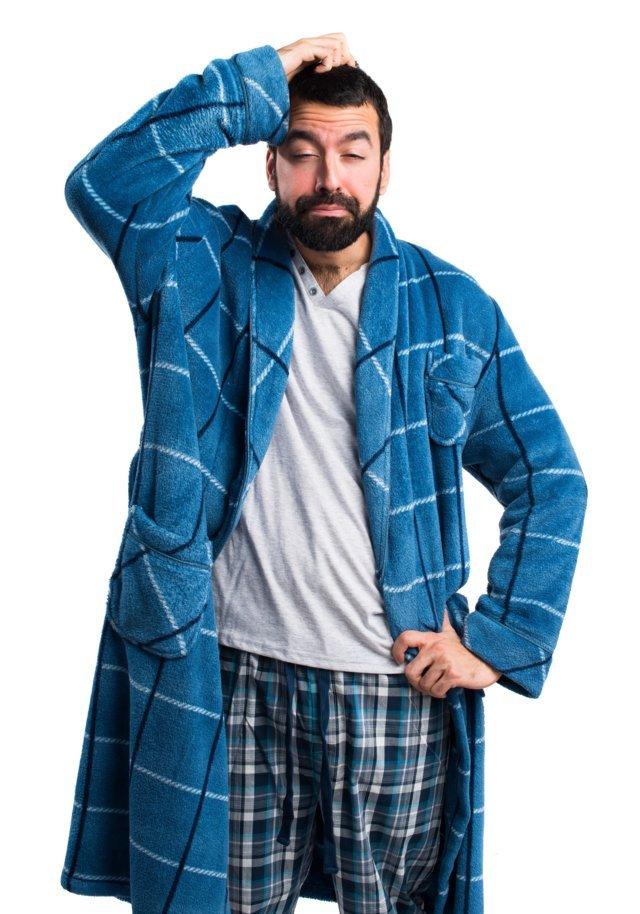 disfraz de hombre