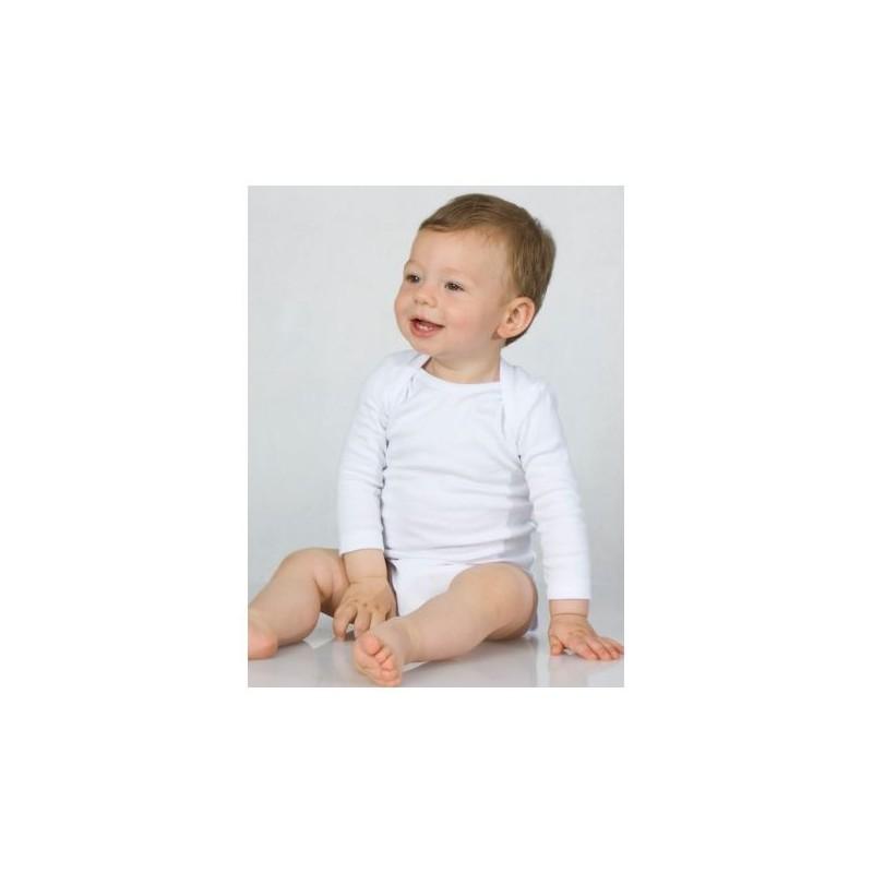 body bebé cuello americano