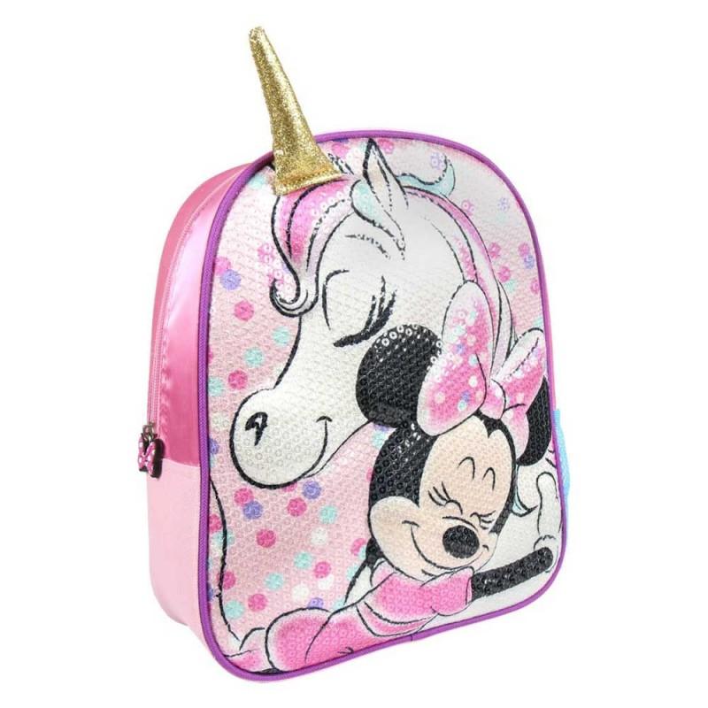 mochila de unicornio colegio